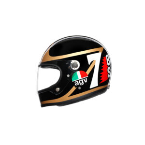 AGV X3000 LIMITED EDITION E2205 - BARRY SHEENE